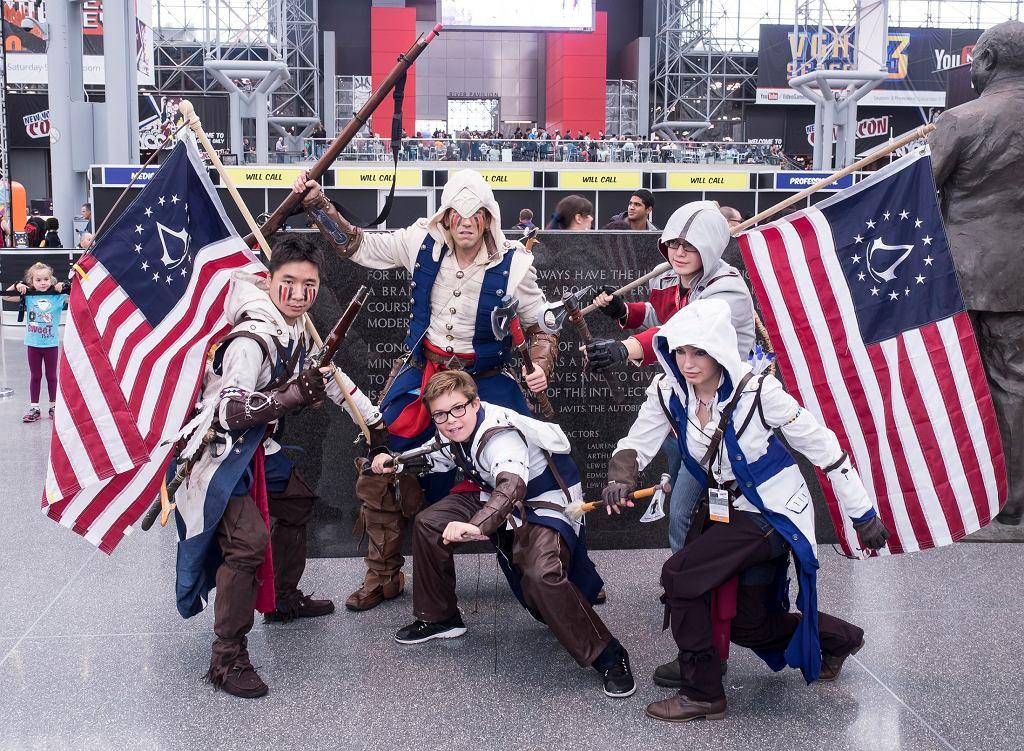Konwenty fantasy Comic-Con International przyciągają miliony fanów
