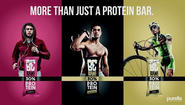 Więcej niż zwykły baton proteinowy