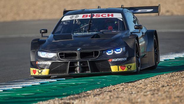 BMW zaprosiło wcześniej Roberta Kubicę na testy M4 Turbo DTM