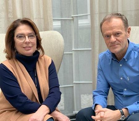 Donald Tusk spotkał się z Małgorzatą Kidawą-Błońską