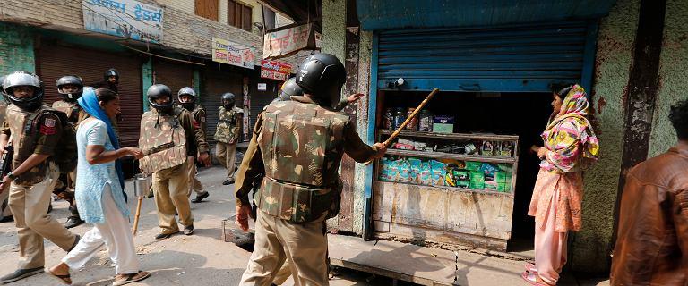 Indie. Najgorszy wybuch przemocy na tle religijnym od dekad. 20 ofiar