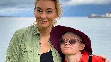 Martyna Wojciechowska i Kabula