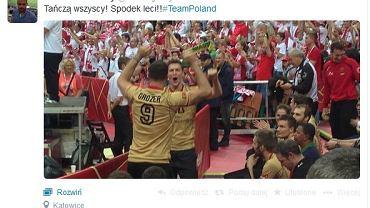 Niemcy cieszyli się z Polakami