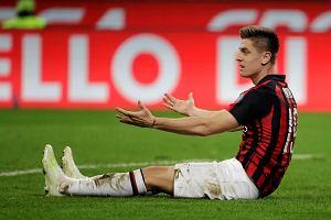 """""""La Gazzetta dello Sport"""": Trener Milanu podjął decyzję w sprawie Piątka w debiucie"""