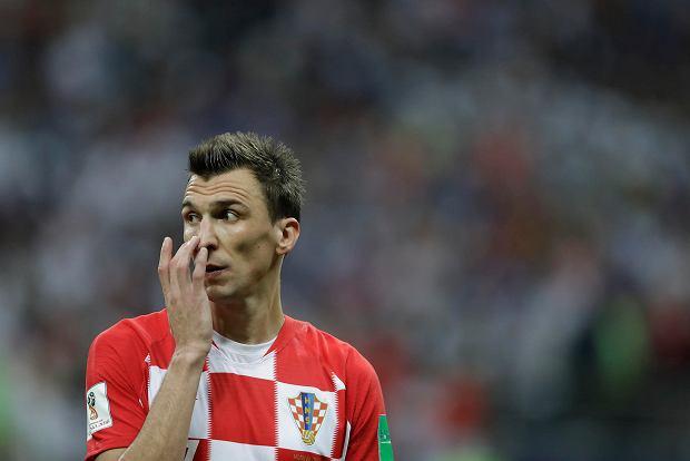 Mario Mandżukić blisko nowego klubu. Może zagrać z dwoma Polakami