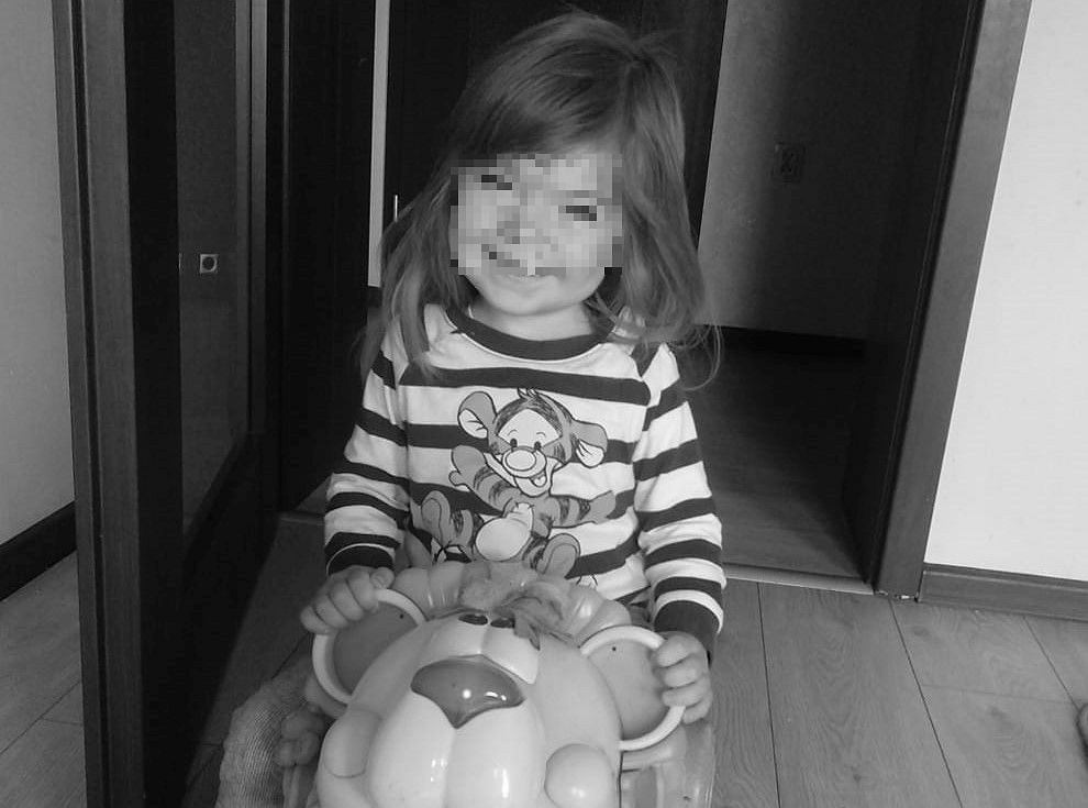 Kłodzko. 3-letnia Hania zmarła w piątek, 19 lutego