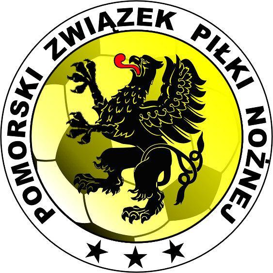 Logo Pomorskiego Związku Piłki Nożnej