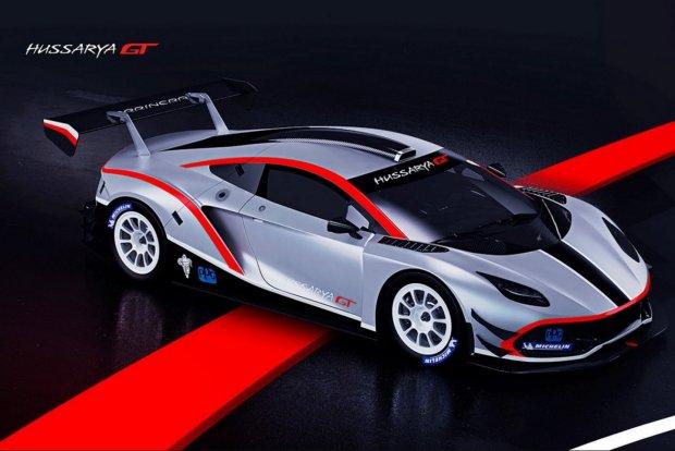 Arrinera Hussarya GT | Polska wyścigówka [Nowe zdjęcia]