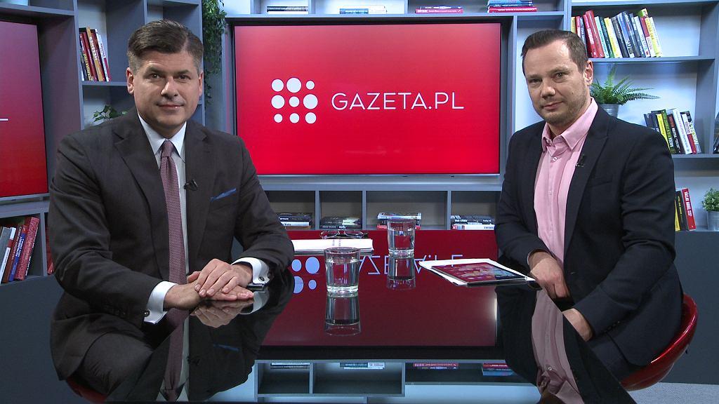 Paweł Pudłowski w Poranku Gazeta.pl