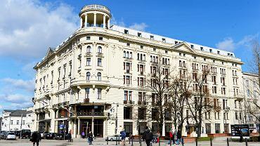 Hotel Bristol przy Krakowskim Przedmiesciu