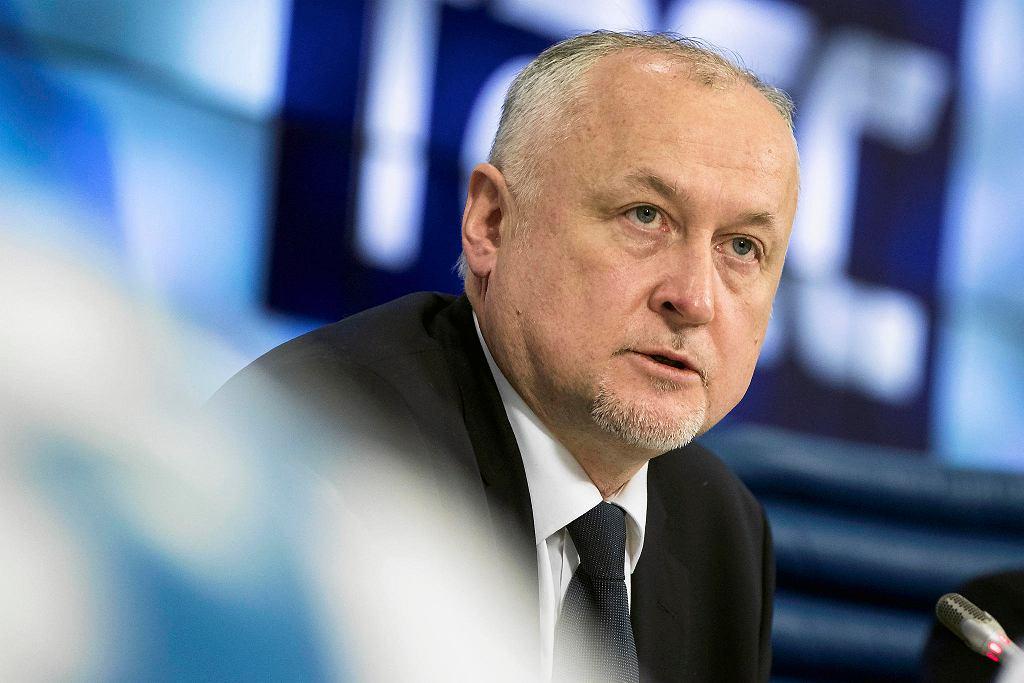 Jurij Ganus, dyrektor RUSADA