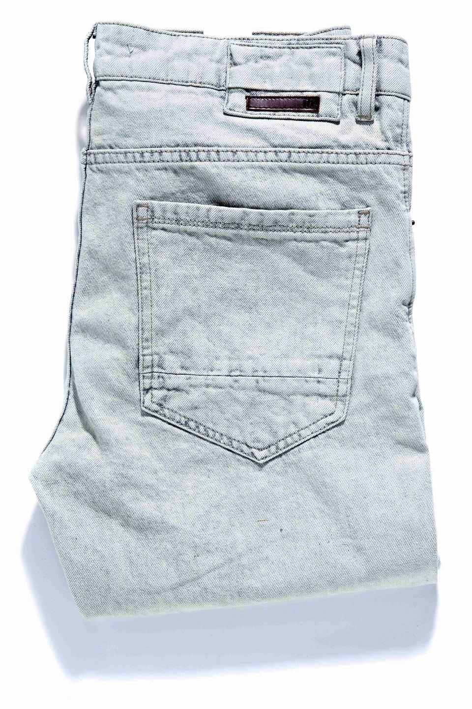 Zdjęcie numer 12 w galerii - Jasne dżinsy: zobacz najmodniejsze wzory