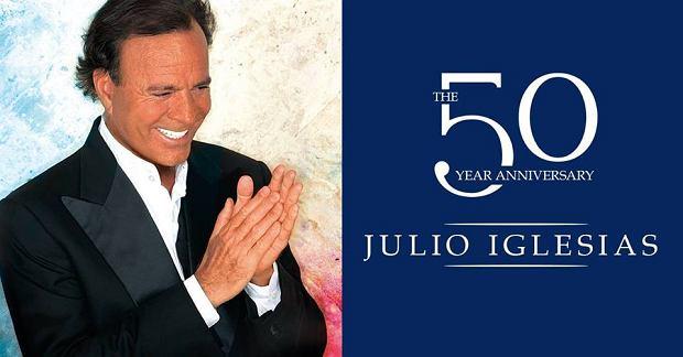 Julio Iglesias, koncert w Warszawie już 18 czerwca