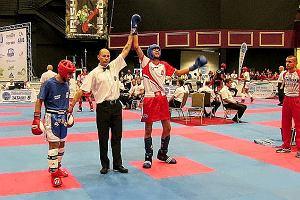 Kadet Sikora zdobył medal mistrzostw świata