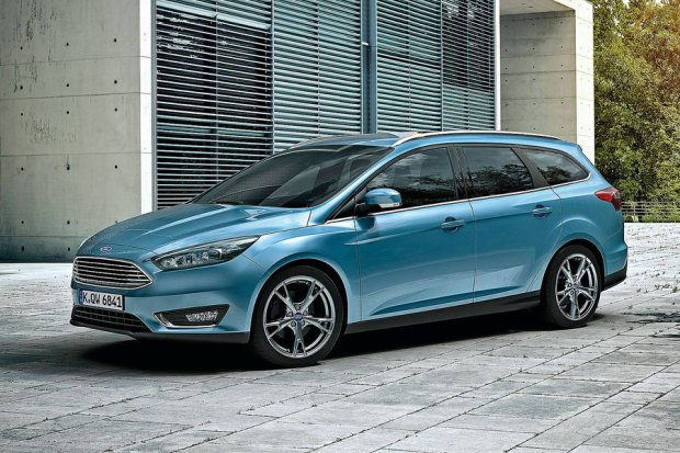 Ford Focus Chiny