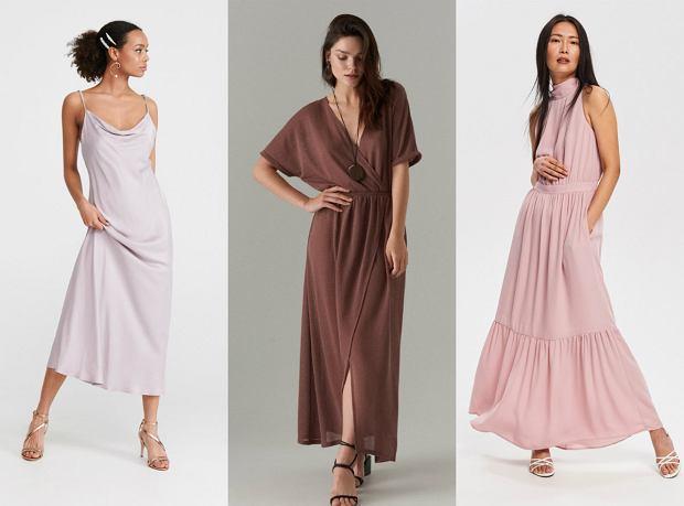 Piękne, letnie sukienki na specjalne okazje