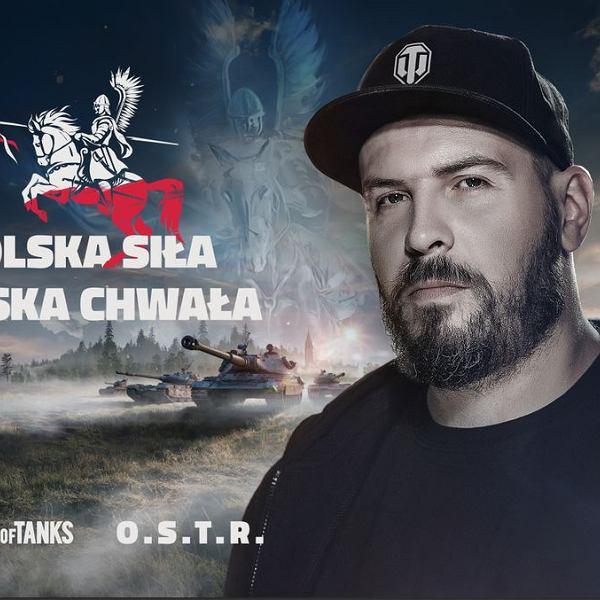 O.S.T.R. i Żywiołak promują polskie czołgi w World Of Tanks