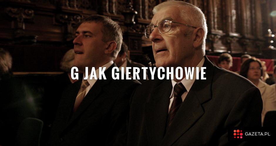 Roman i Maciej Giertychowie