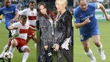 Rafał Maserak, Wojciech Olejniczak, Kinga Rusin, Agnieszka Szulim, Kamil Durczok