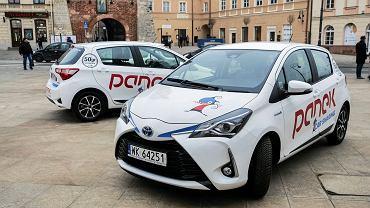 Samochody Panek w Lublinie