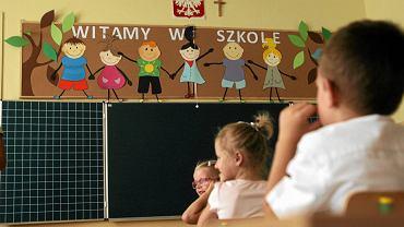 Rozpoczęcie roku szkolnego w jednej z lubelskich podstawówek
