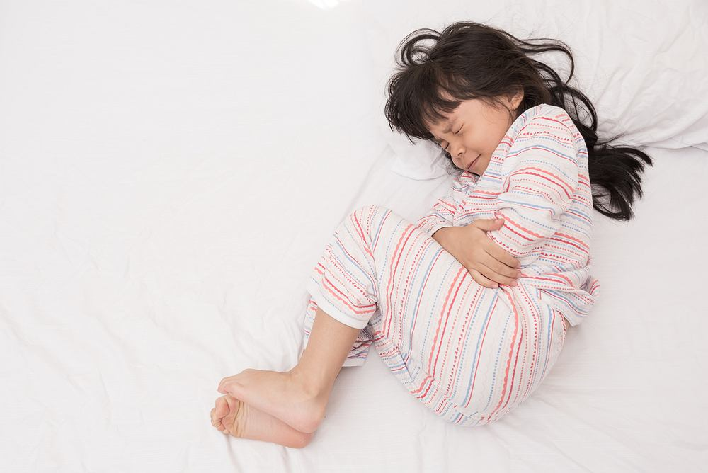Jedną z przyczyn bólu brzuchu jest wyrostek robaczkowy