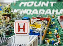 Makieta australijskiego toru Bathurst została zbudowana ze 150 tys. klocków Lego. Jest niesamowita