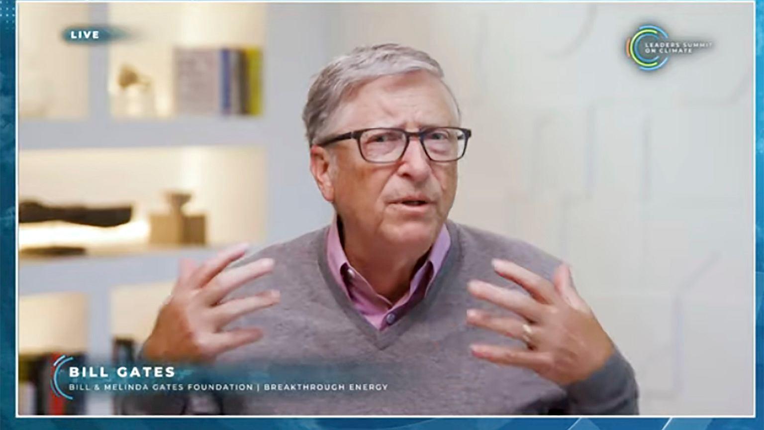 Melinda Gates i Bill Gates bior