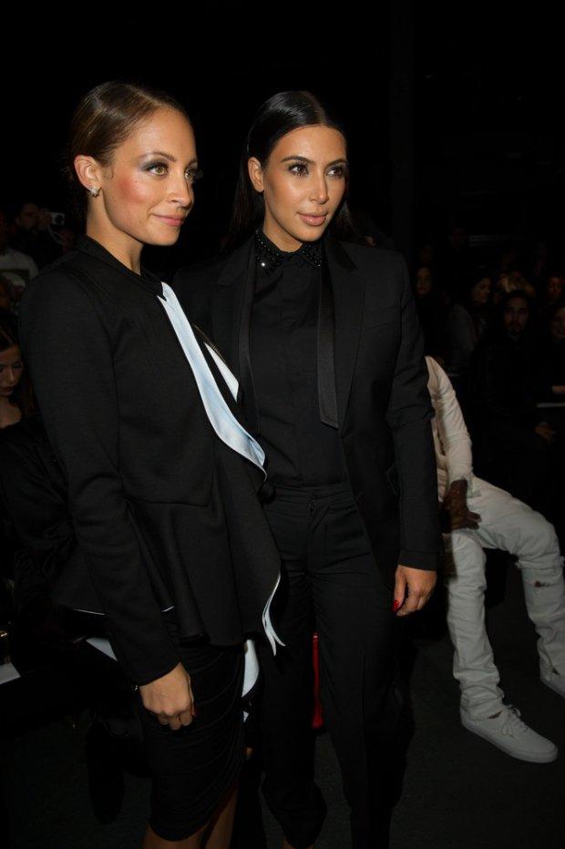 Kim Kardashian i Nicole Richie