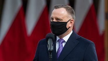 Prezydent Andrzej Duda wypowiedział się na temat emerytur stażowych