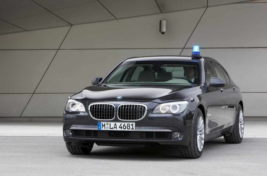 BMW 7 High Security