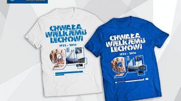 Lech Poznań ogłosił wyniki głosowania kibiców na koszulkę z okazji 94. rocznicy urodzin klubu