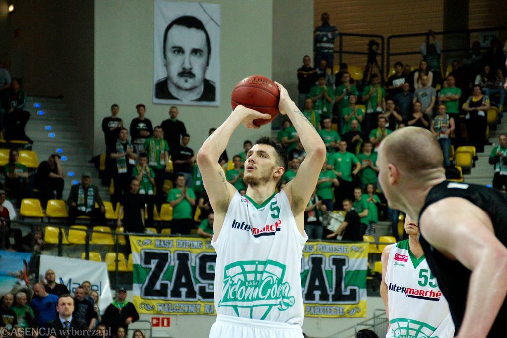 Mecz Stelmet Zielona Góra - Turów Zgorzelec 84:90
