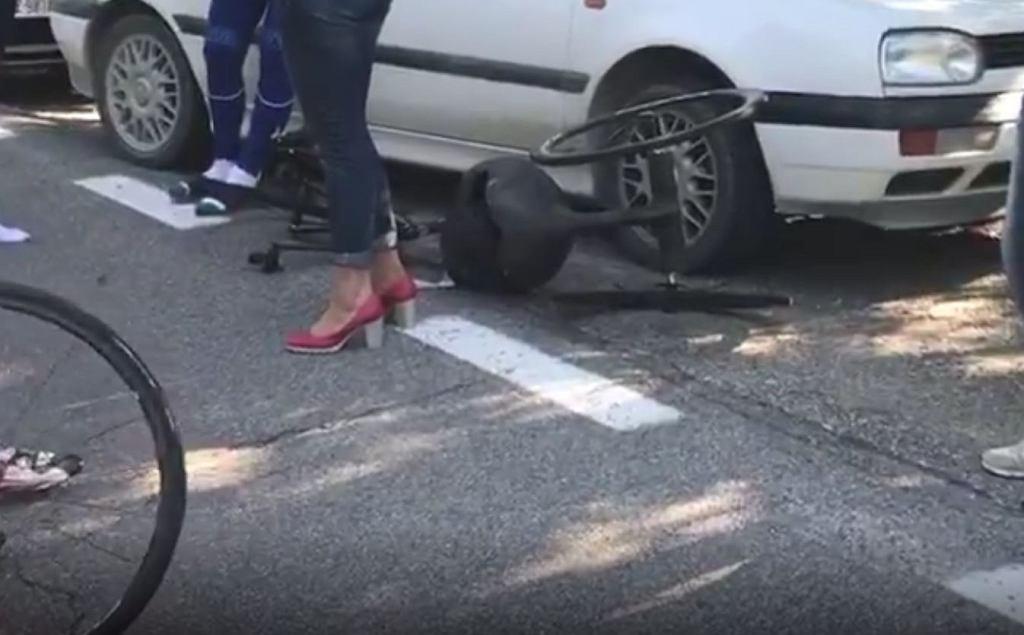 Wypadek Alexa Zanardiego