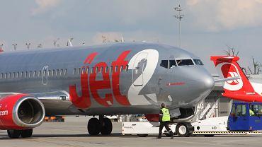 Samolot linii Jet2