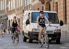 Ogromna większość popiera wjazd rowerem na Starówkę
