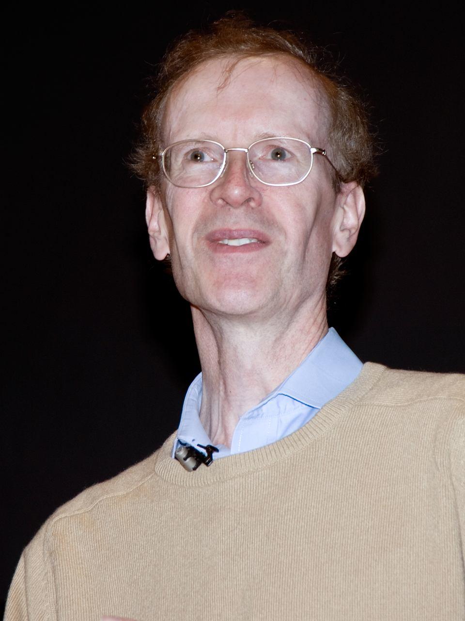 Andrew John Wiles, brytyjski matematyk, profesor Oxfordu, laureat Nagrody Abela w 2016 roku