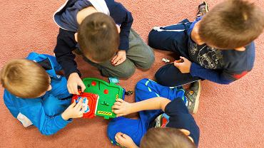 Dzieci w przedszkolu (zdjęcie ilustracyjne)