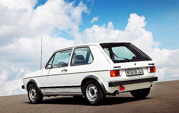 W 1976 roku GTI kosztował 13.850 marek