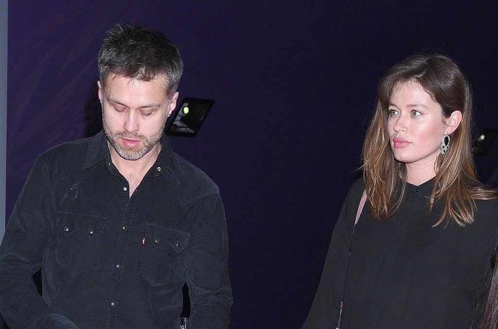Maciej Zakościelny i Paulina Wyka na premierze filmu 'Atak Paniki'