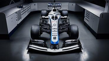 Nowe malowanie Williamsa na sezon 2020