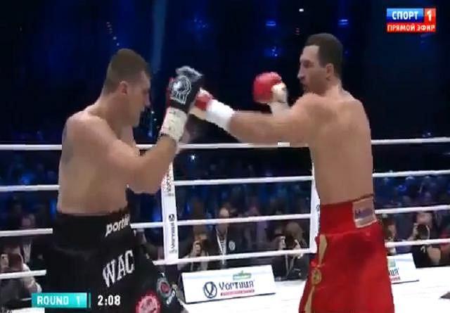 Mariusz Wach przegrał z Władimirem Kliczką. Do walki Michała Chudeckiego nie doszło
