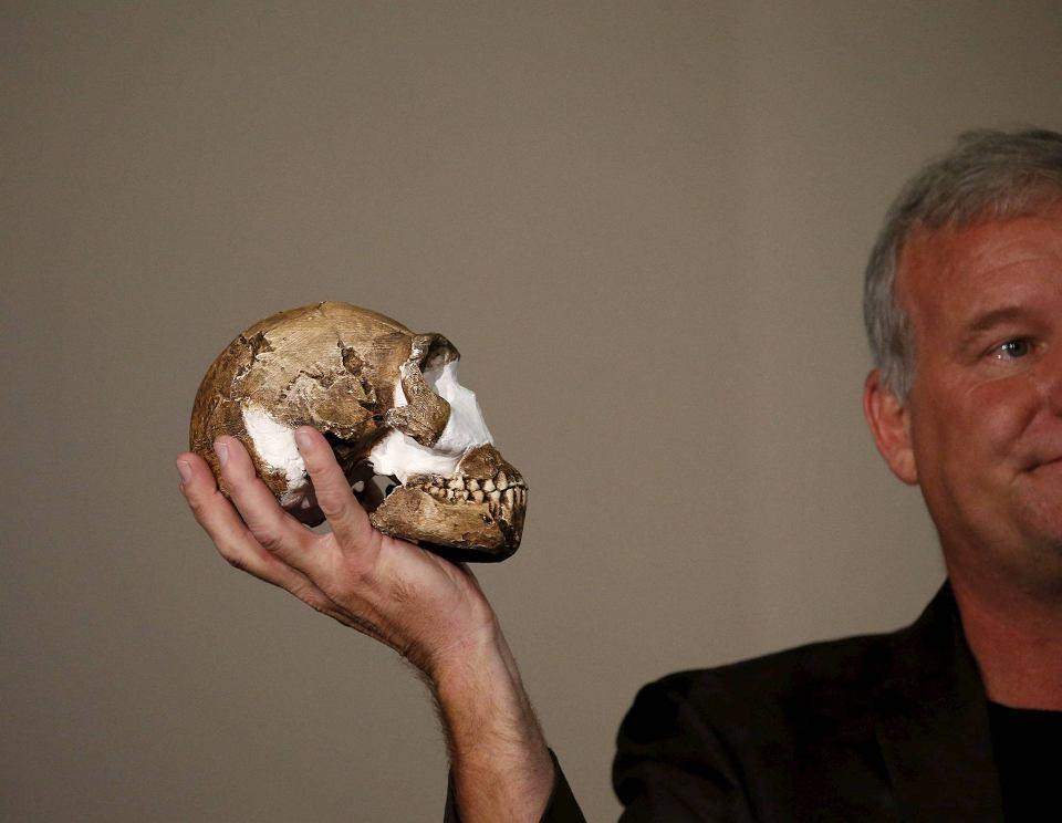 Zdjęcie numer 2 w galerii - Homo naledi. Jak odkryto nowy gatunek człowieka.