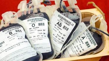 Grupa krwi 0 jest bardzo popularna.