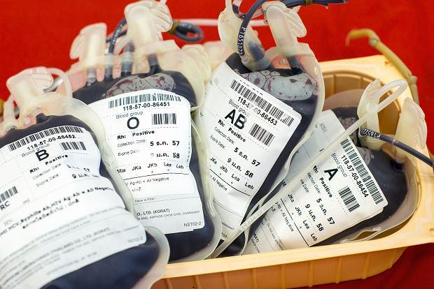 Grupa krwi 0, czyli jak grupa krwi wpływa na życie