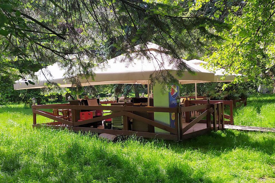 Czerwiec 2021 r. Ogródki restauracyjne w Gorzowie
