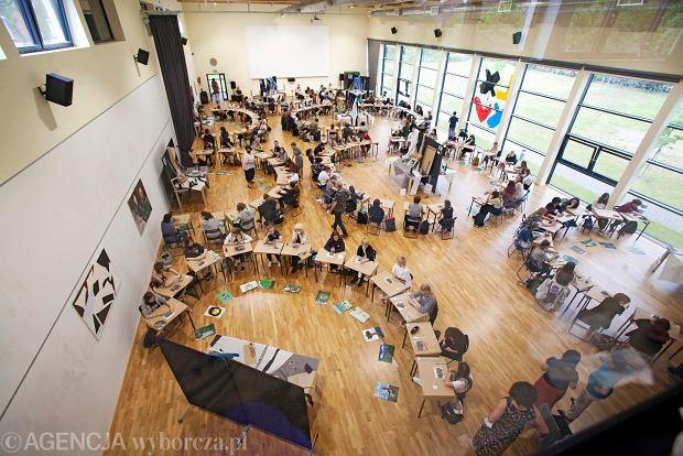 Zdjęcie numer 9 w galerii - W Gdyni odbyły się egzaminy wstępne do Liceum Sztuk Plastycznych [ZDJĘCIA]