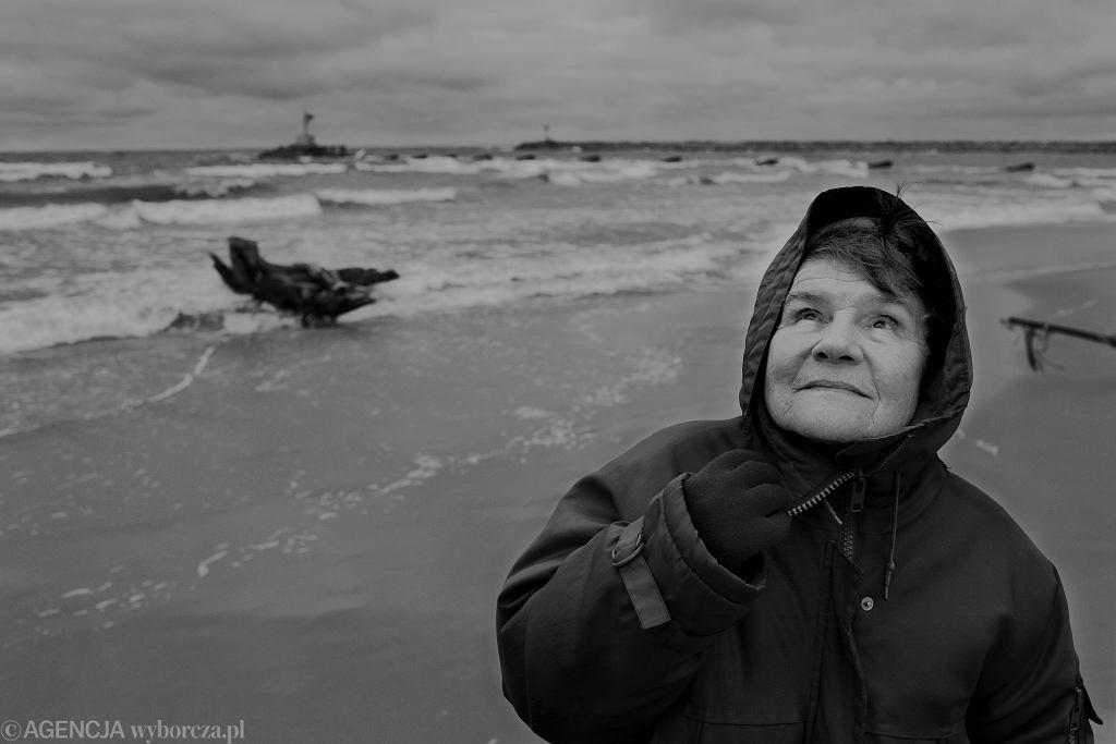 Kapitan Krystyna Chojnowska-Liskiewicz