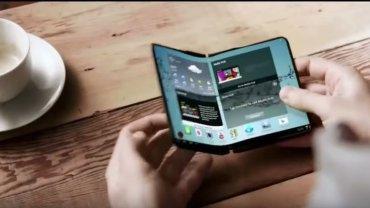 Samsung zaprezentuje smartfon ze zginanym ekranem?