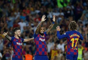 Media: Antoine Griezmannmyśli o odejściu z Barcelony. Jest zainteresowany klub